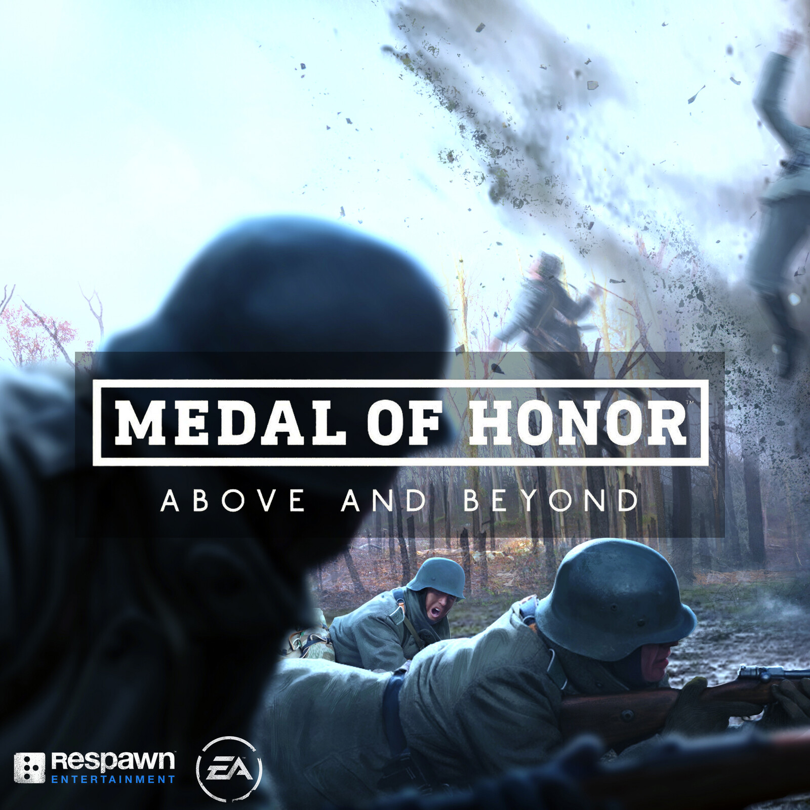 Medal of Honor: Above and Beyond --Art Drop #1
