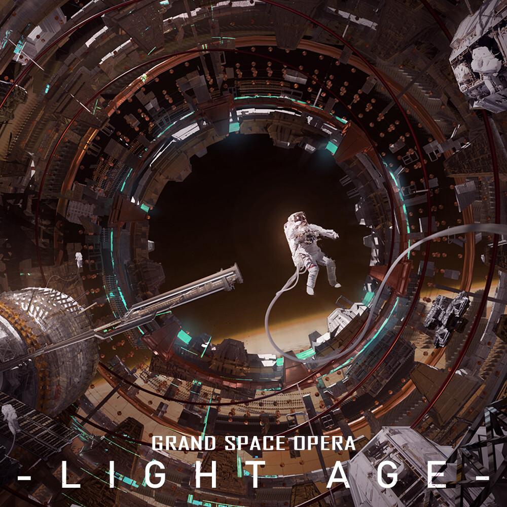 GRAND SPACE OPERA: light age