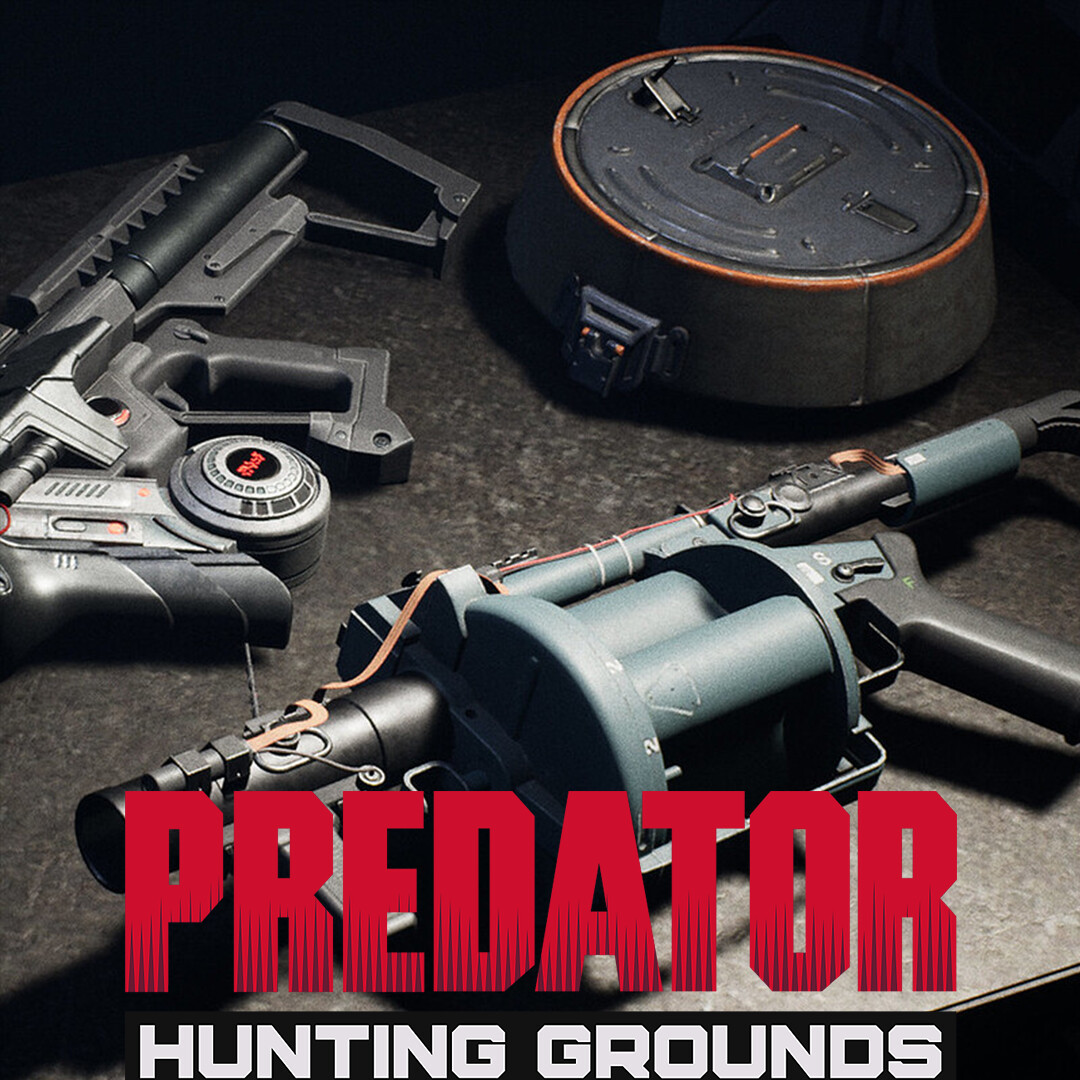 Predator Hunting Grounds-Holiday update