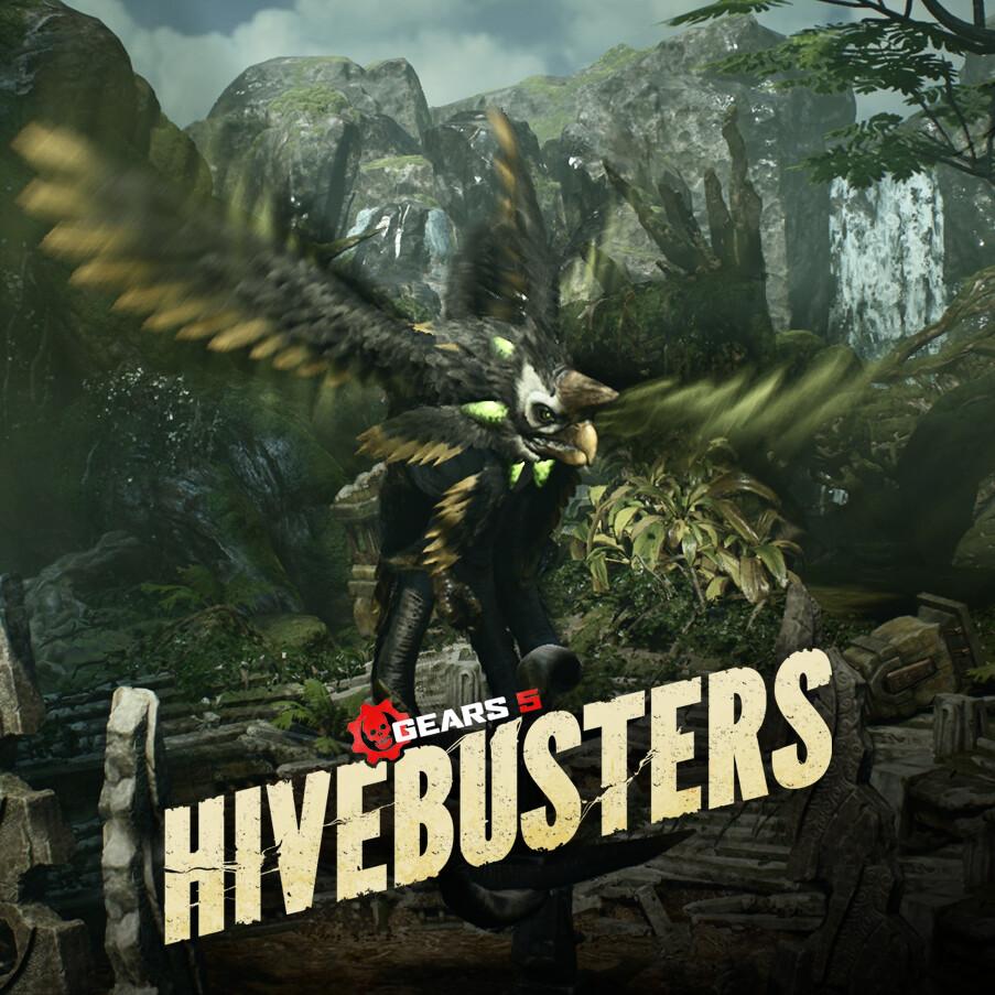 GEARS 5 Hivebusters: Predator Hummingbird Wing Effect