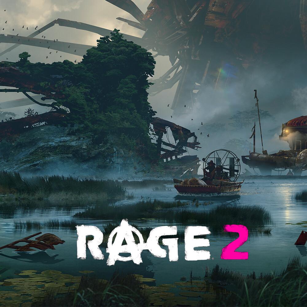 Rage 2 Wetlands