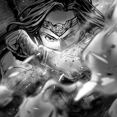 Goddess descends