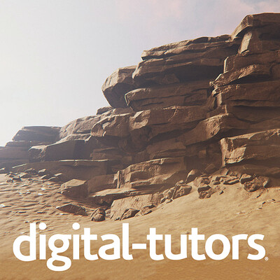 Digital Tutors: Creating Rock Structures for Games in ZBrush and Unreal Engine