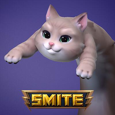 SMITE - World Kitty Jormungandr
