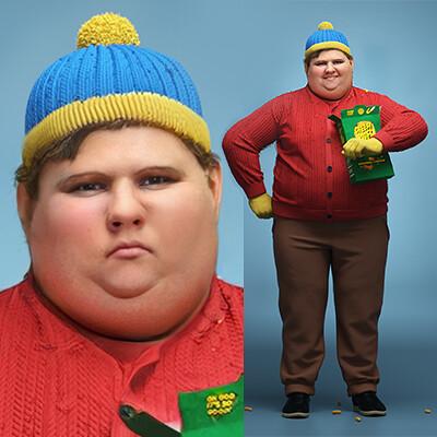 Travis davids travis davids artstation cartman