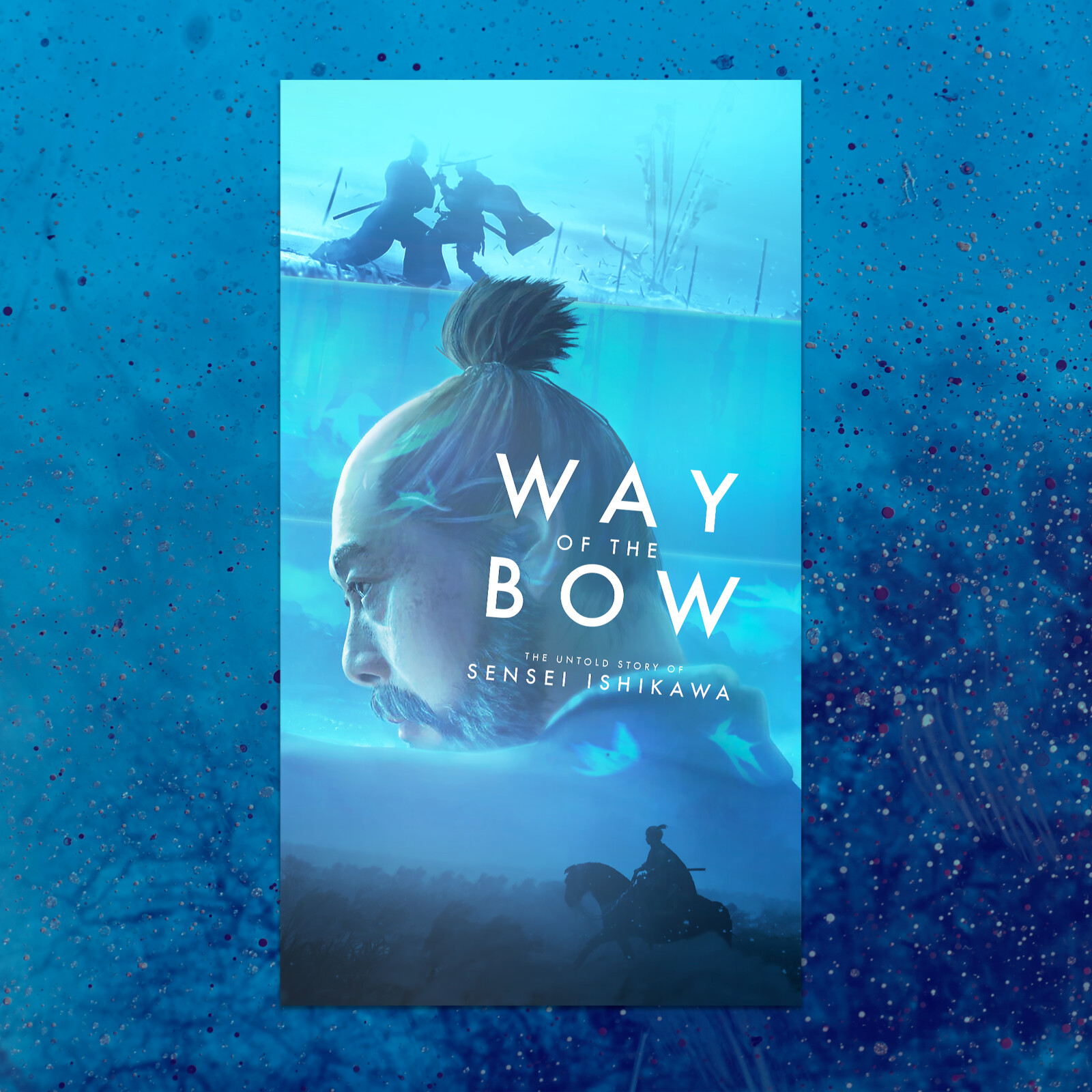 Way of the Bow: Sensei Ichikawa's Untold Story (personal work)