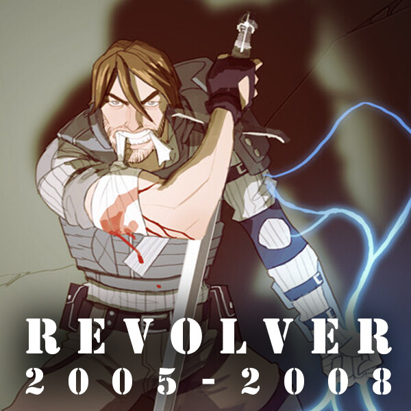 Revolver - Player Character