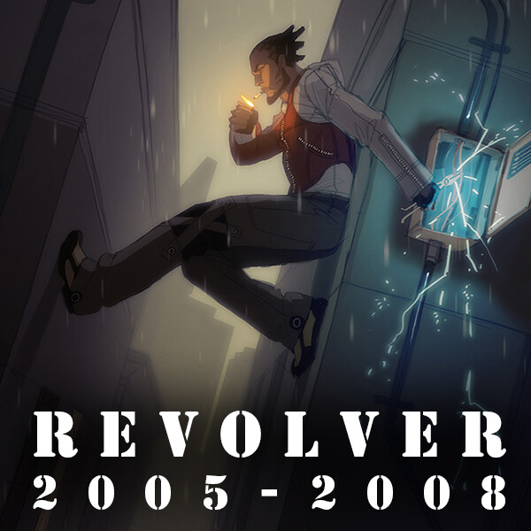 Revolver - Characters