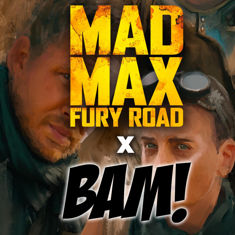 Mad Max: Fury Road Licensed BAM! Box Prints