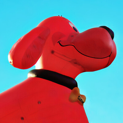 The Big Red Clifford