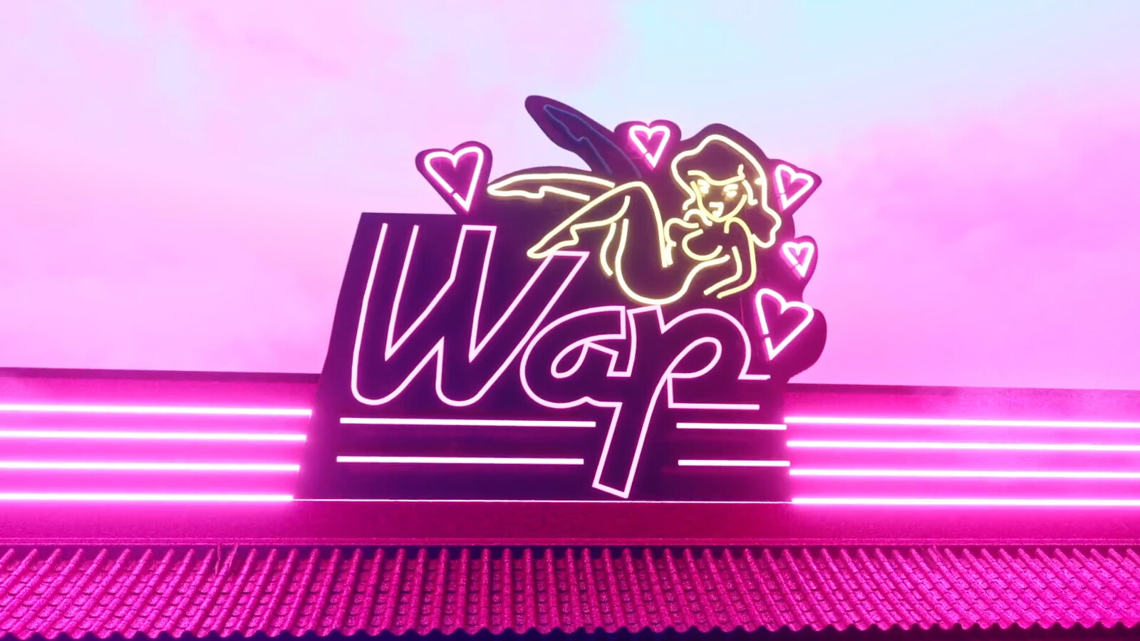 Cardi B - WAP feat. Megan Thee Stallion [Official Lyric Video]