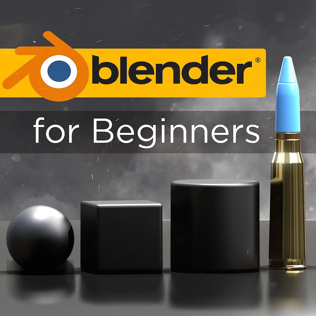 Learning Blender - A step by step beginners Tutorial for 3D Artists