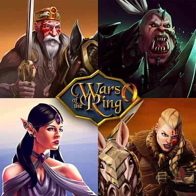 WotR - Character Portraits