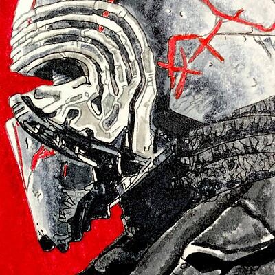 Officially Licensed Star Wars Art