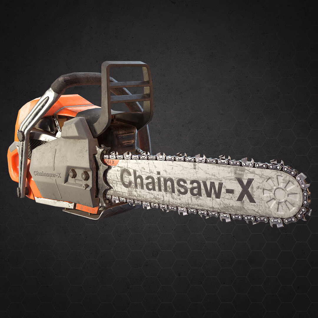 CHAINSAW - Game Ready