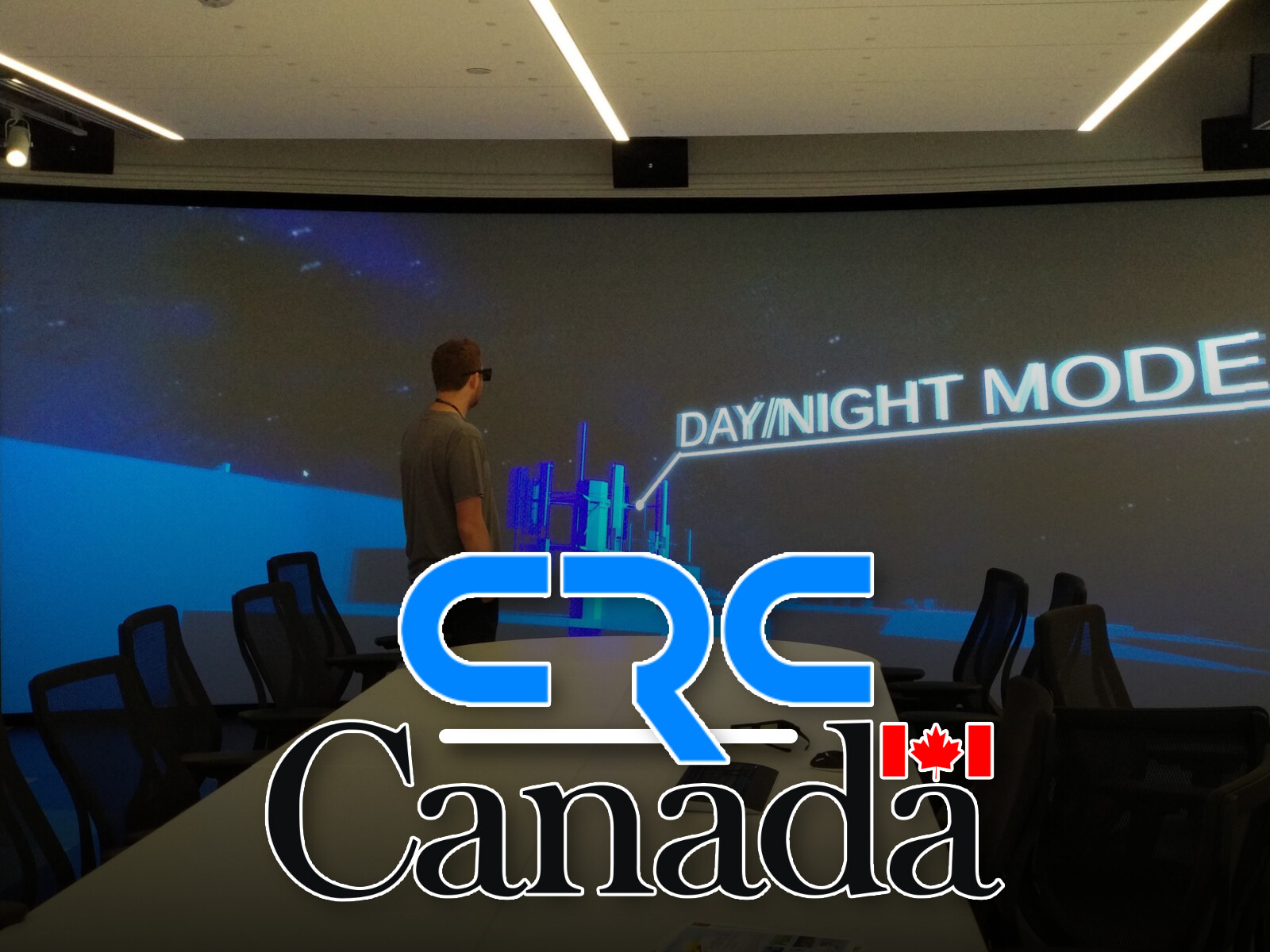 CRC 5G Demo, VR Specialist