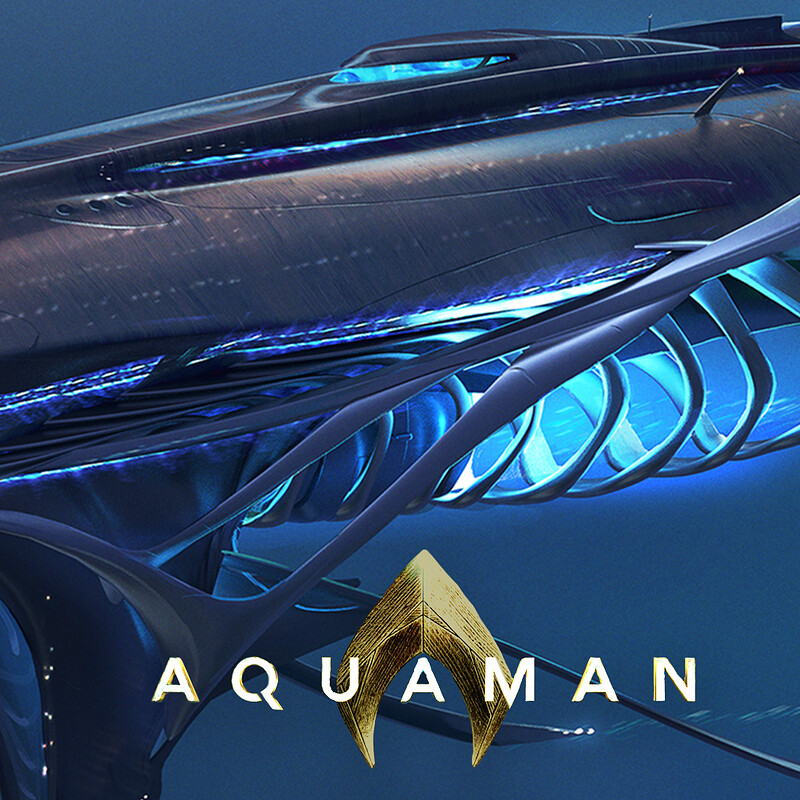 Aquaman - Vehicles