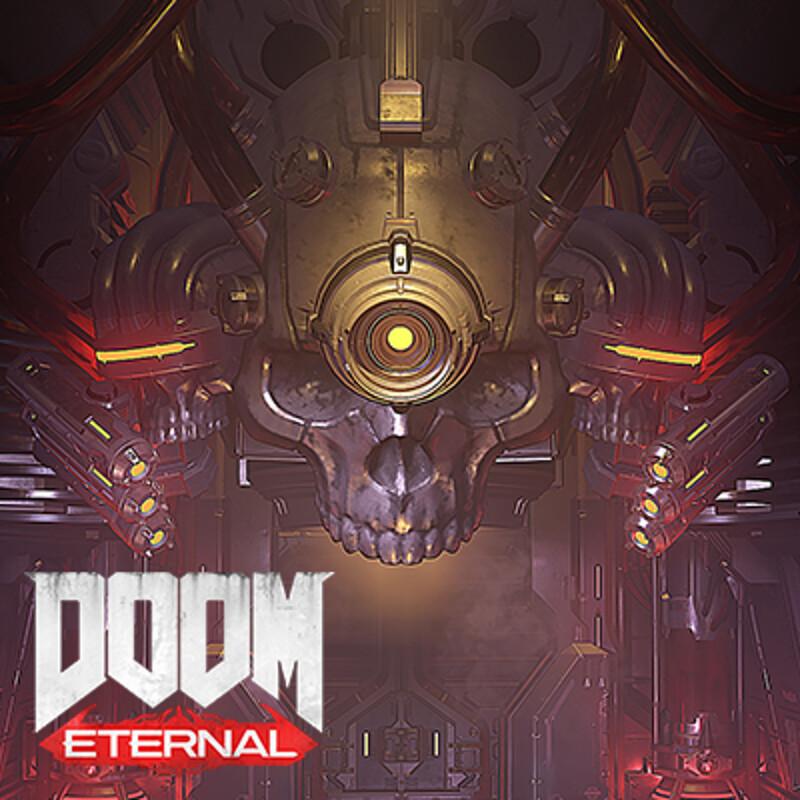 Doom Eternal - Doom Hunter