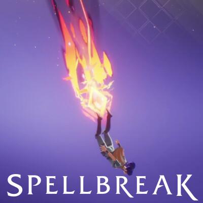Spellbreak - Fanatic's Freefall/Blighted Revelry Cosmetic VFX