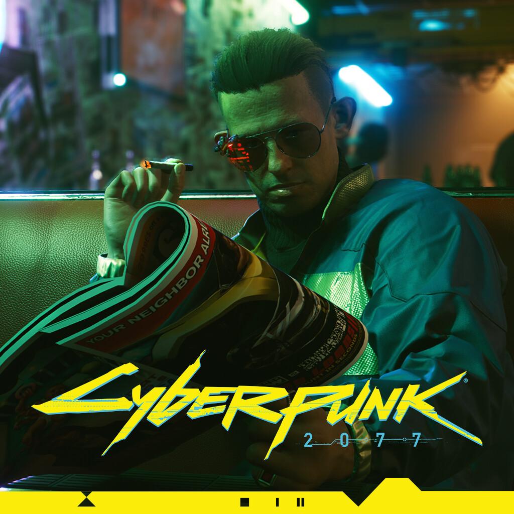 Cyberpunk 2077 - El Coyote Cojo