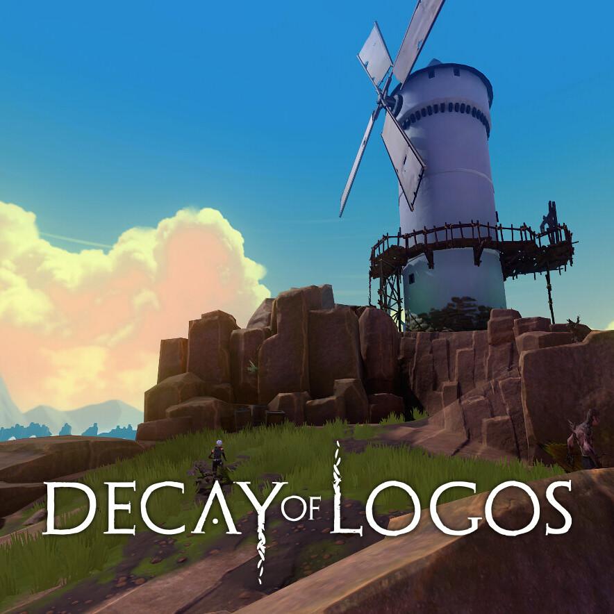 Decay of Logos - 3D Environments