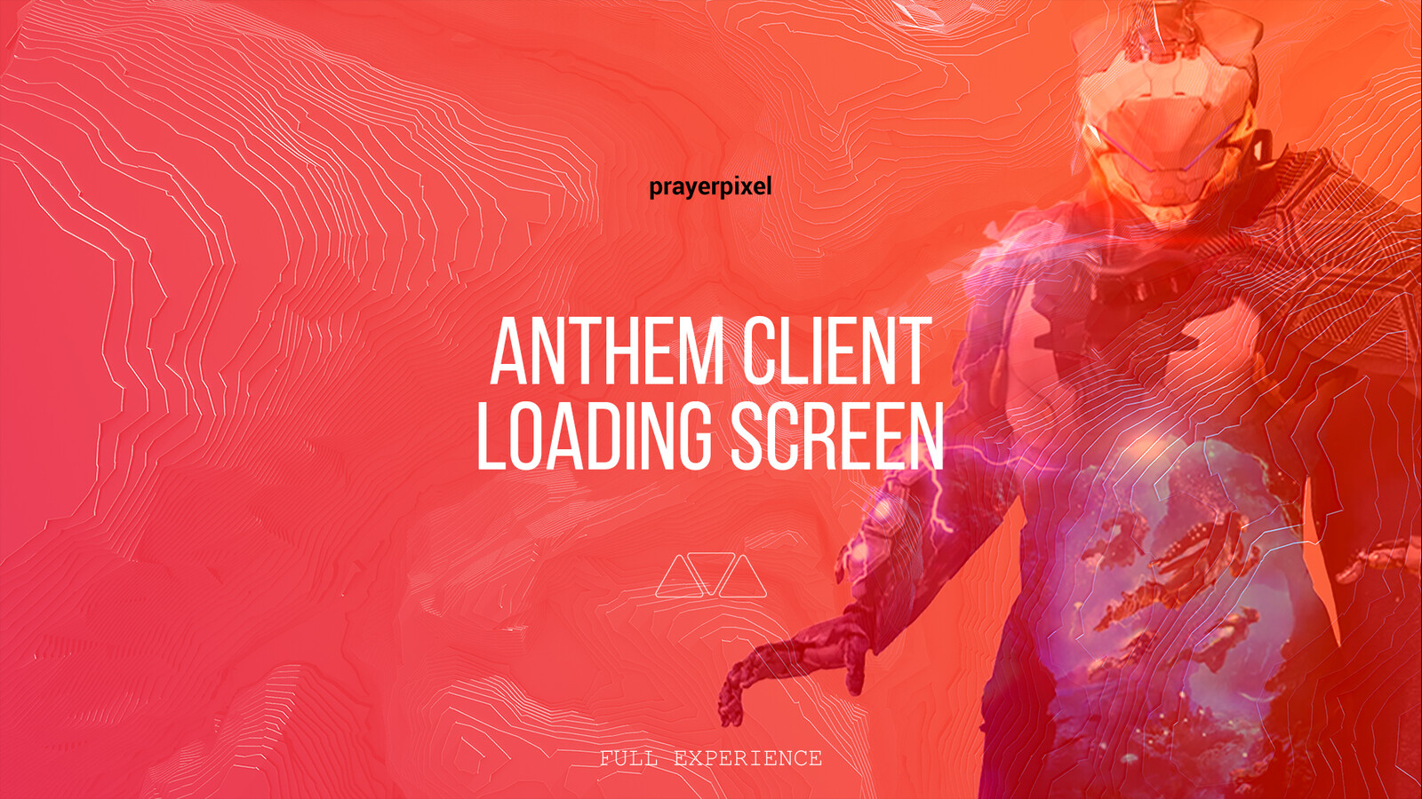 Anthen Client - Loading Screen