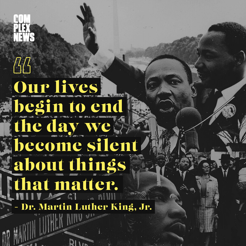 MLK Jr. Day Post for Complex IG