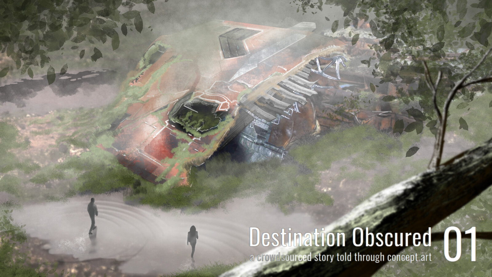 Destination Obscured - Episode 01