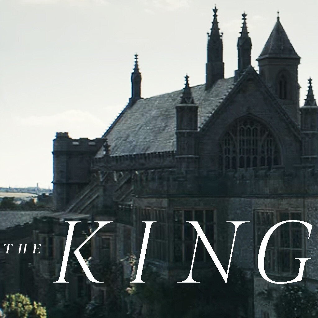 The King - Cathedral extension