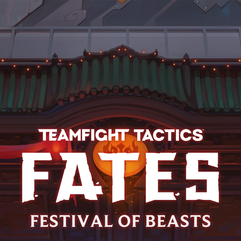 Teamfight Tactics - Festival of Beasts concept art