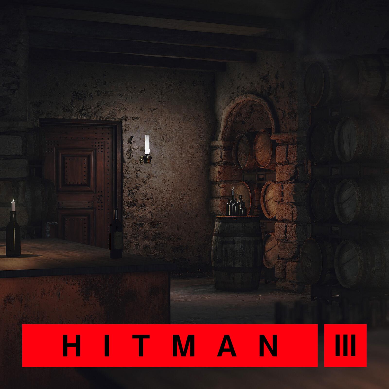 HITMAN 3: Mendoza, Argentina - Wine Cellar