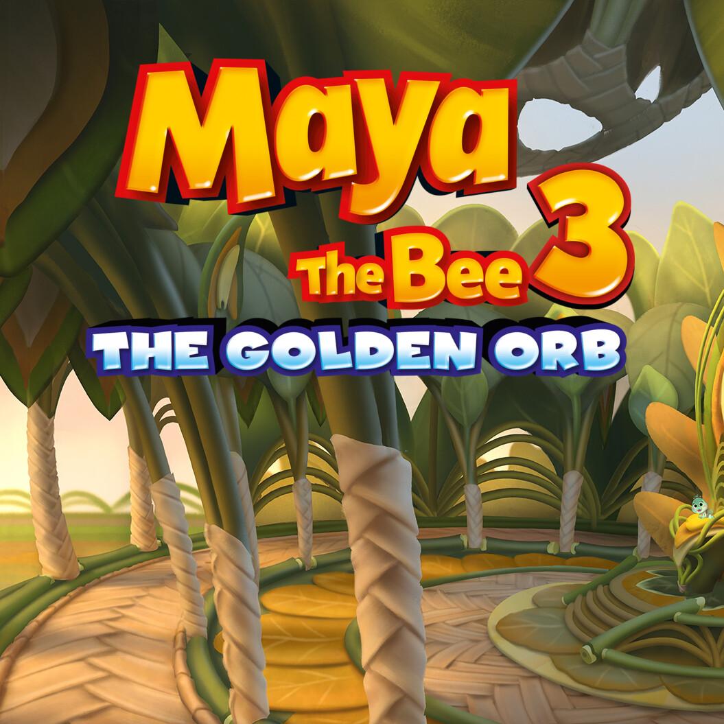"ArtStation - Maya the Bee 3: The Golden Orb, Alexander ""Minze"" Thümler"
