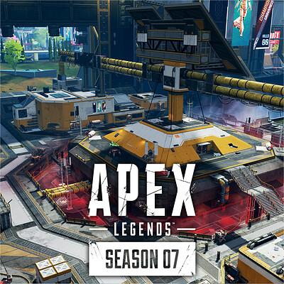 Apex Legends S7 | Olympus Solar Array