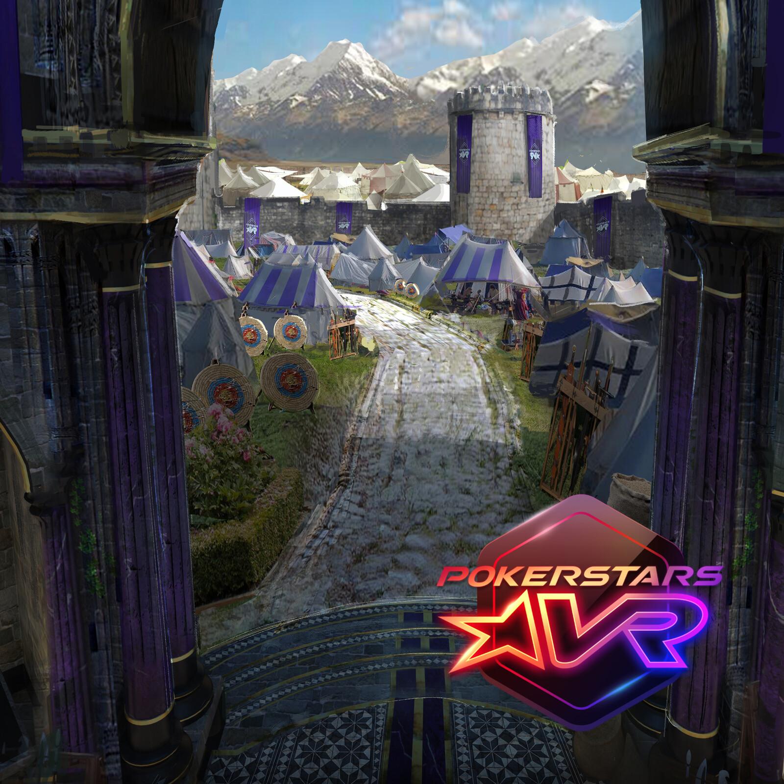 Pokerstars VR Medieval 3
