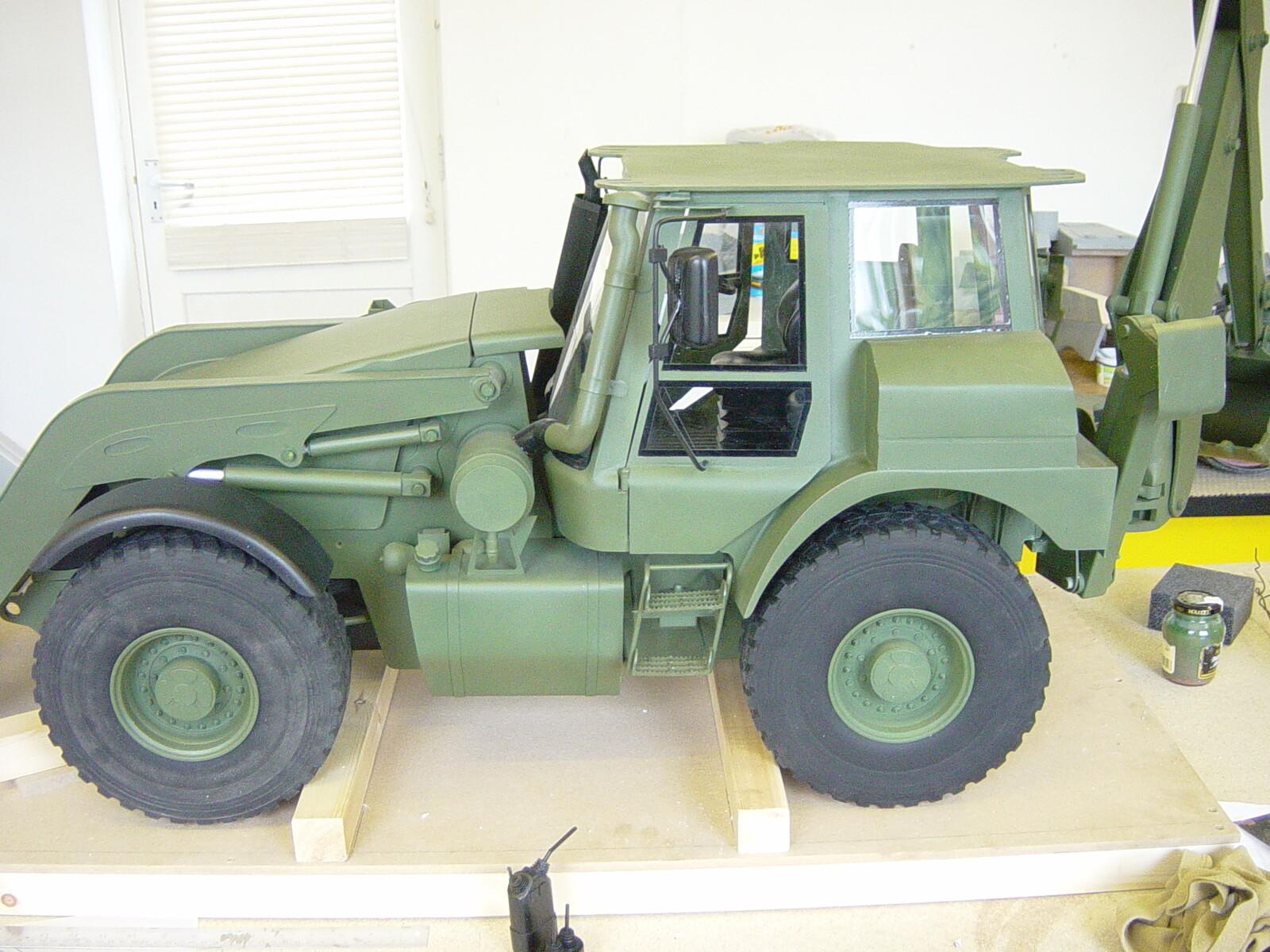 JCB HMEE 1:5 scale Vehicle