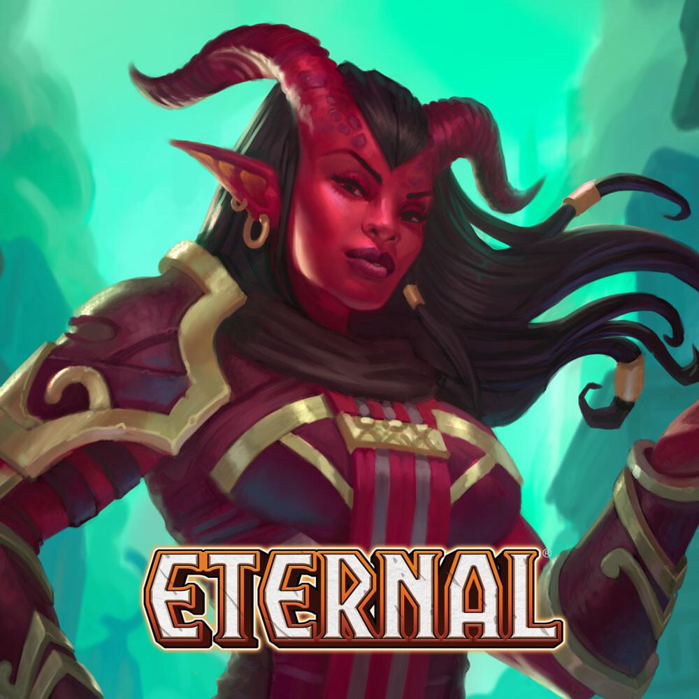 Eternal - Sky King Storyteller by Rafater