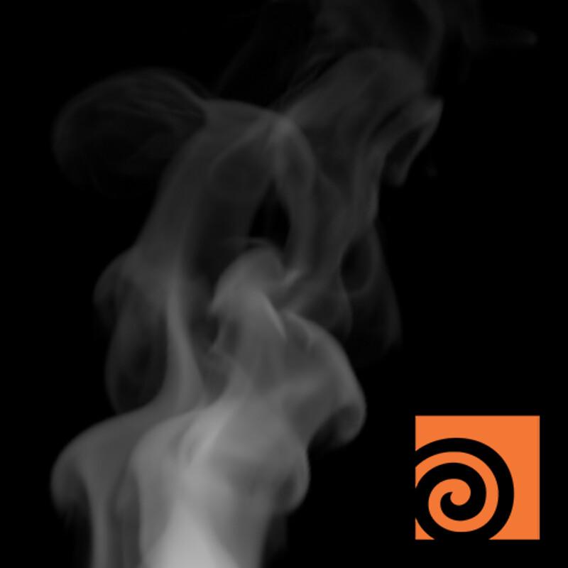 Small Scale Looping Smoke Sim