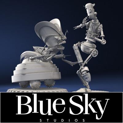 Blue Sky Studios: Character Models