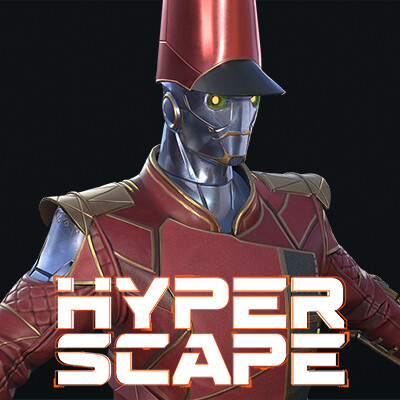 Hyper Scape: Reject Christmas
