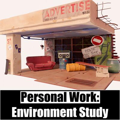 Personal Work: Environment Exploration