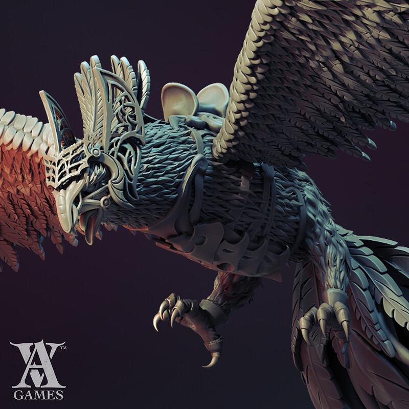 Sun Elf // Eagle
