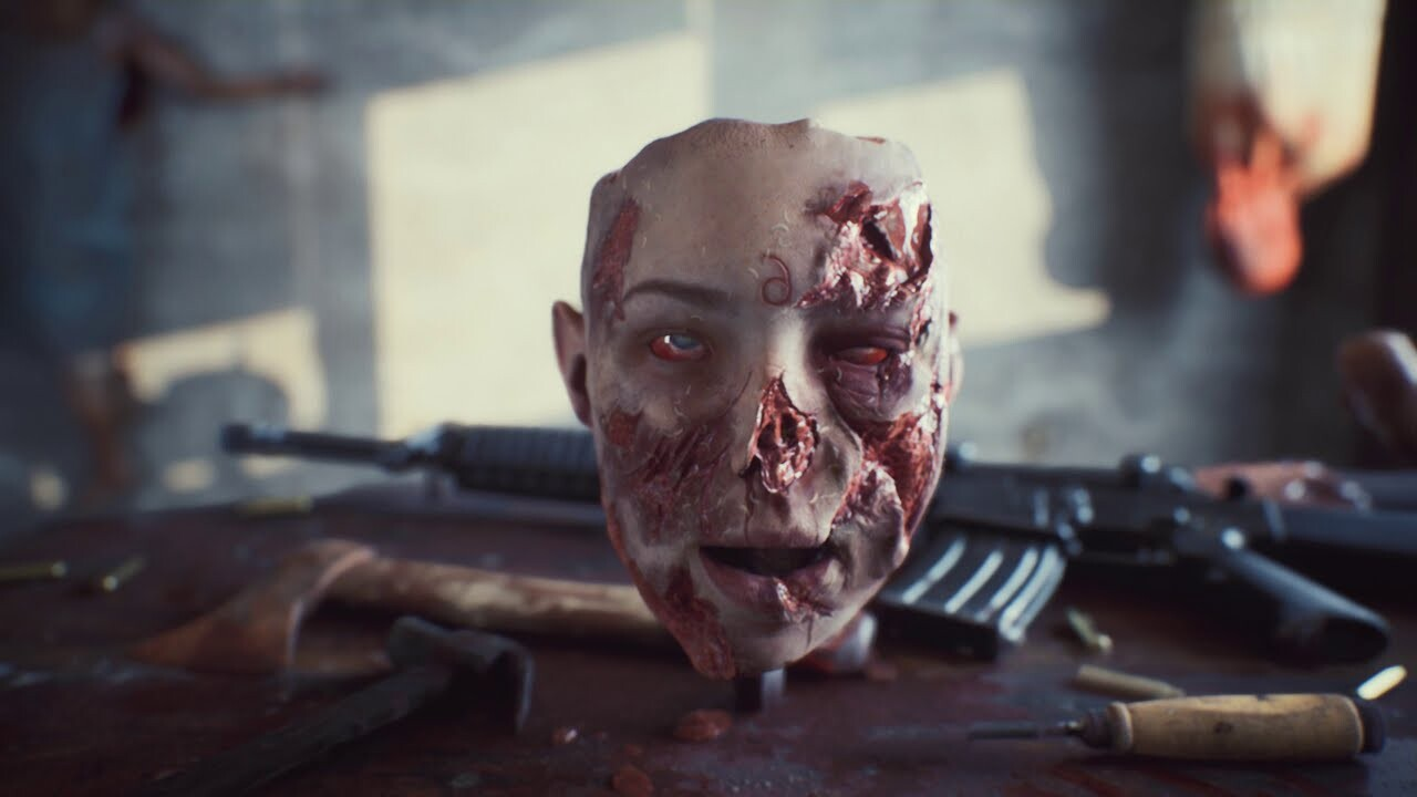 Six Feet Under // The Rotting // Unreal Engine Animation