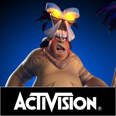 Activision Work