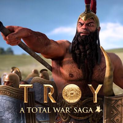 Total War: Troy Ajax & Diomedes Trailer