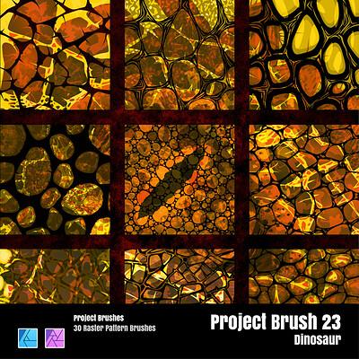 Stuart ruecroft stuart ruecroft project brush 23 dino 0 3x