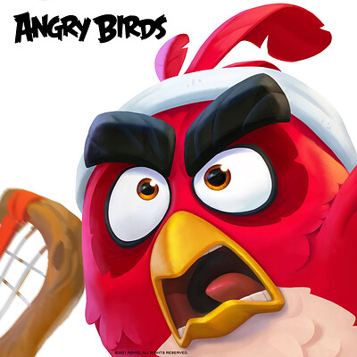 Tommy kinnerup tommy kinnerup angrybirds tennis chr red col tommykinnerup icon