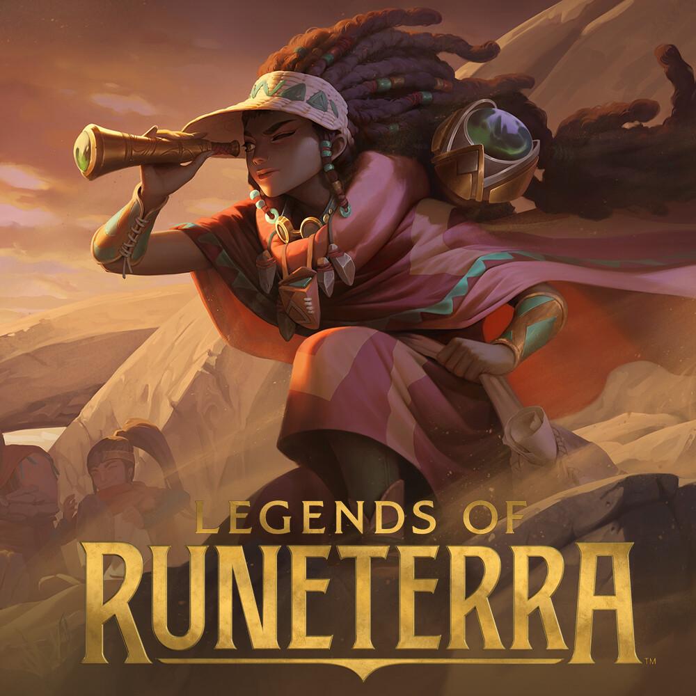 SAI SCOUT- Legends of Runeterra