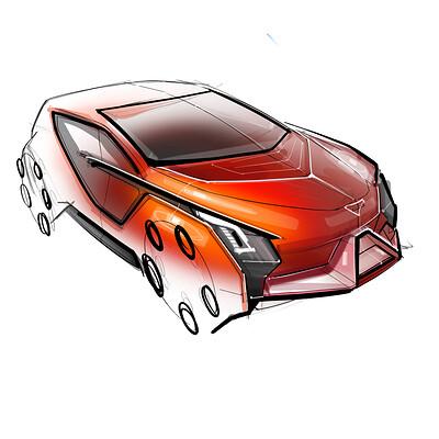 Andreas focht andreas focht car sketch random thumb
