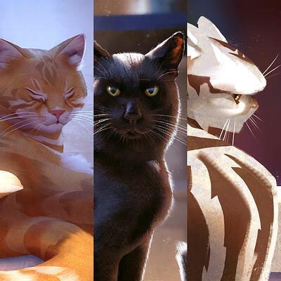 Alexander minze thumler alexander minze thumler cats thumbnail
