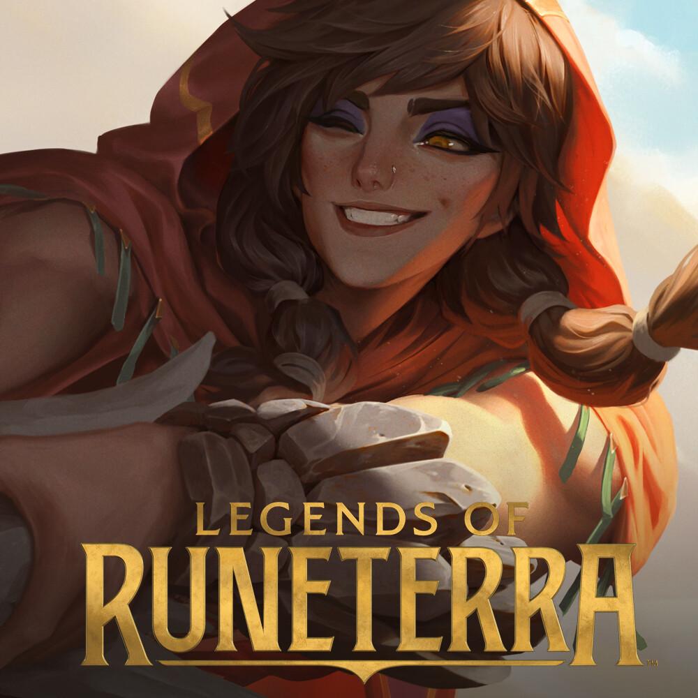 DESERT NATURALIST - Legends of Runeterra